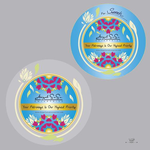 Diseño finalista de Sabina Elisabeth Design