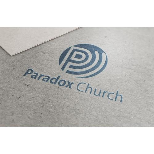Design a creative logo for an exciting new church. Diseño de FuturisticBug