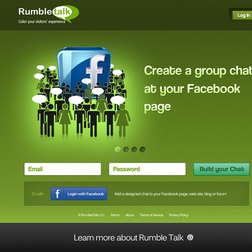 Runner-up design by Radvila