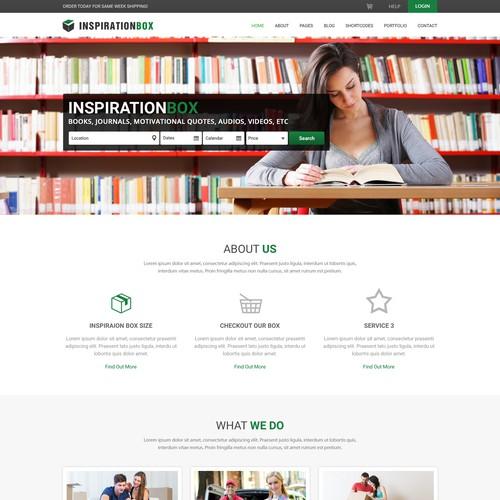 Ontwerp van finalist WebGuru™
