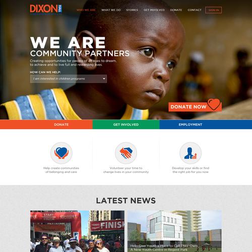 Diseño finalista de Thousand.dawn