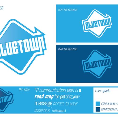 Runner-up design by ABSOLUTbrandinc