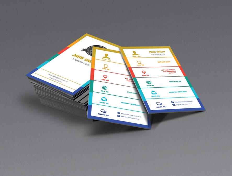 Winning design by DesignSpell