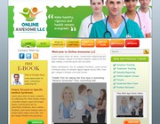 Web page design by UltDes