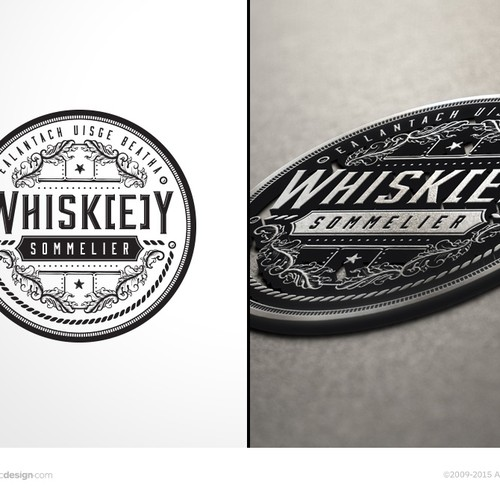 Runner-up design by TinBacicDesign™