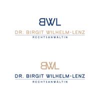 Len Klassisches Design neues logo für selbständige rechtsanwältin attorney at logo