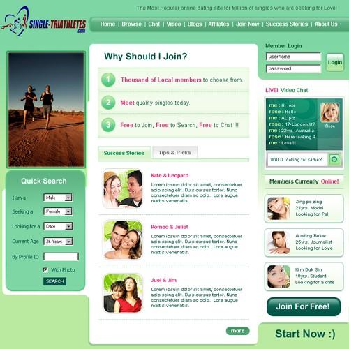 Meilleur design de webpablo