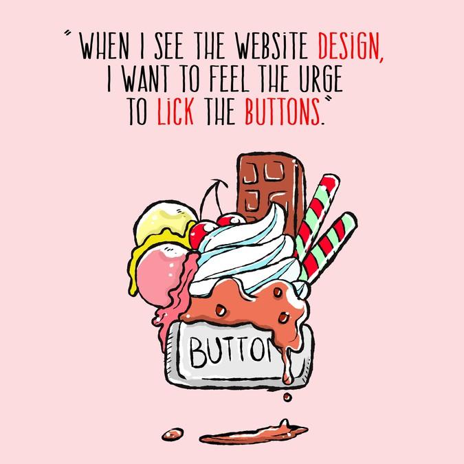 Diseño ganador de Inktrovert_Dilla
