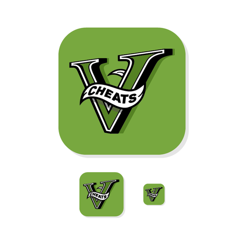 Grand Theft Auto Cheat App Icon