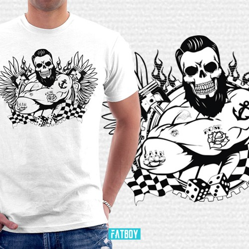 Diseño finalista de Fatboy29 Design