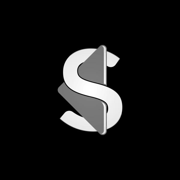 Create a logo that represents a new cutting edge fantasy