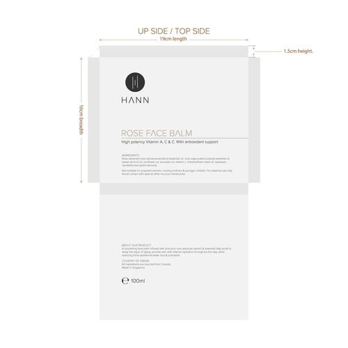 Runner-up design by Label Designer