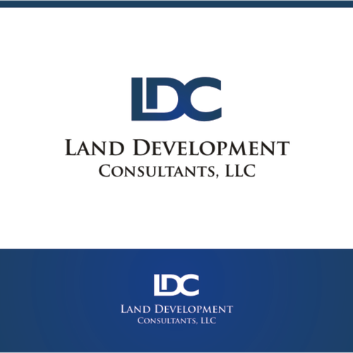 Create a new logo for a commercial real estate development for Design and development consultants