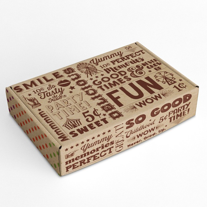 Winning design by Holly McAlister