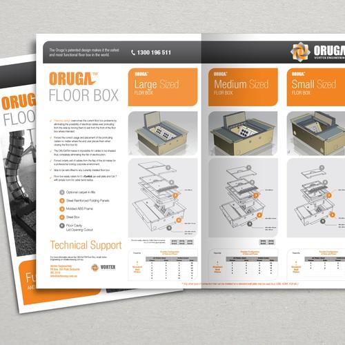 Diseño finalista de DesignUp