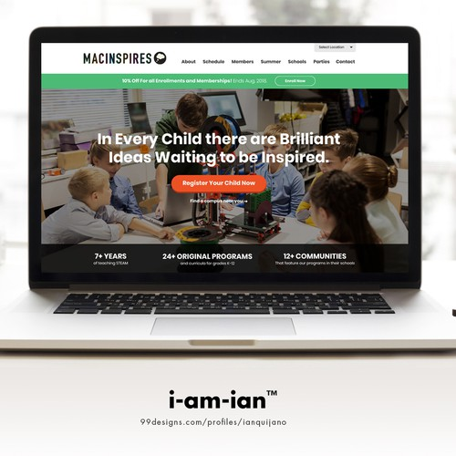 Design finalisti di i-am-ian™
