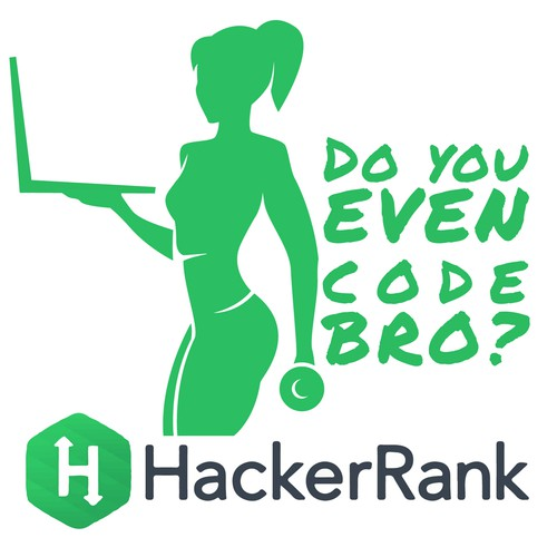 T-Shirt Design Needed for HackerRank | T-shirt contest