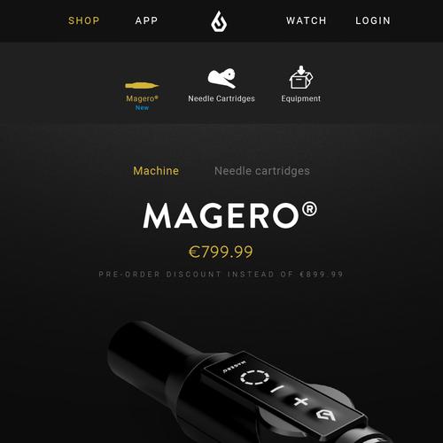 Runner-up design by oneloop