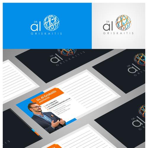 "Create a brand identity for a ""whole person"" psychiatrist Design by FF3"