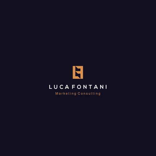 Create a luxury logo for a marketing consultant logo for Consulting logo