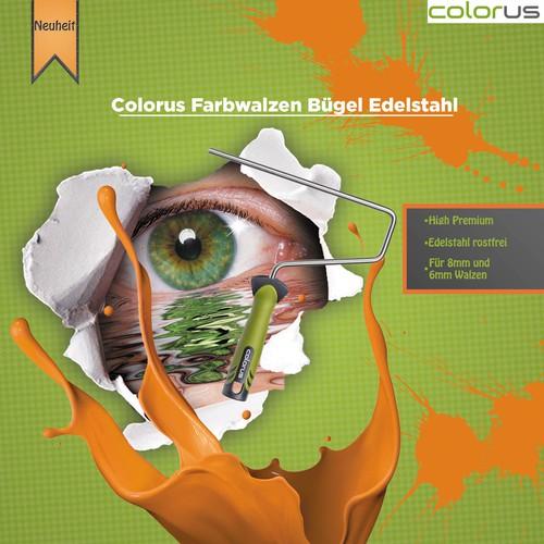 Runner-up design by hmzajanati