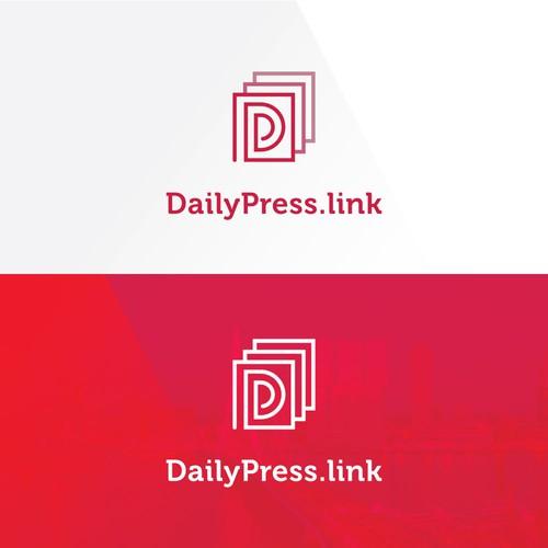 Logo per sito di notizie logo design contest for Sito di design
