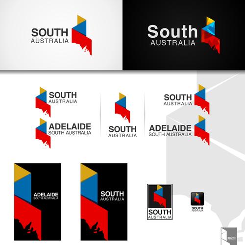 Community Contest: Design the new logo for South Australia! Design by gaviasa