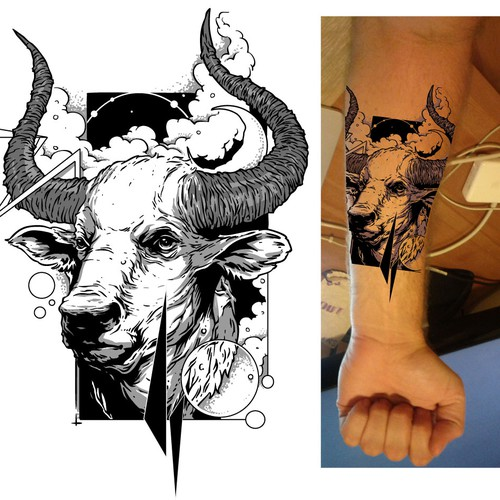 Tattoo design - check it out! Design by _Trickster_