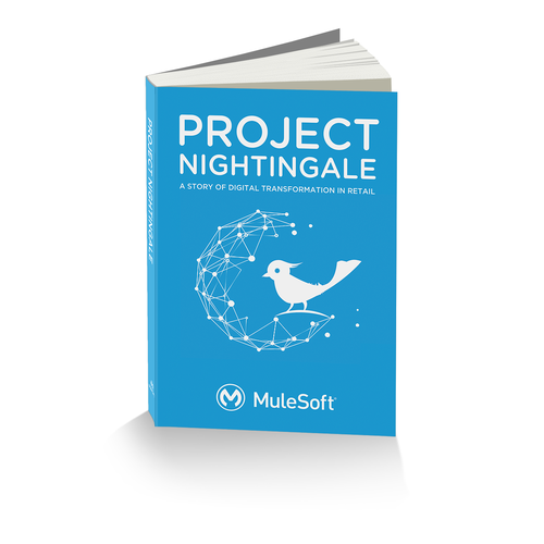 Book cover design: Project Nightingale | Book cover contest