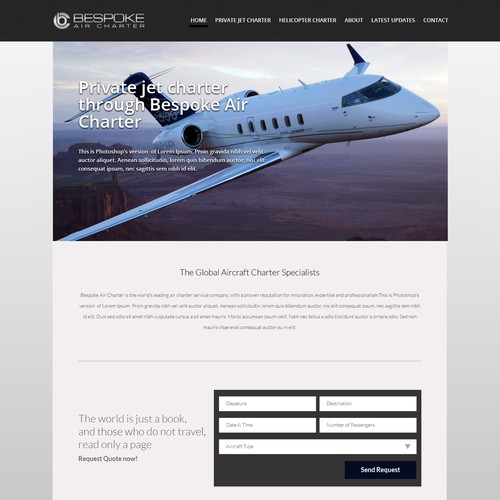 Design finalista por Raptor Design