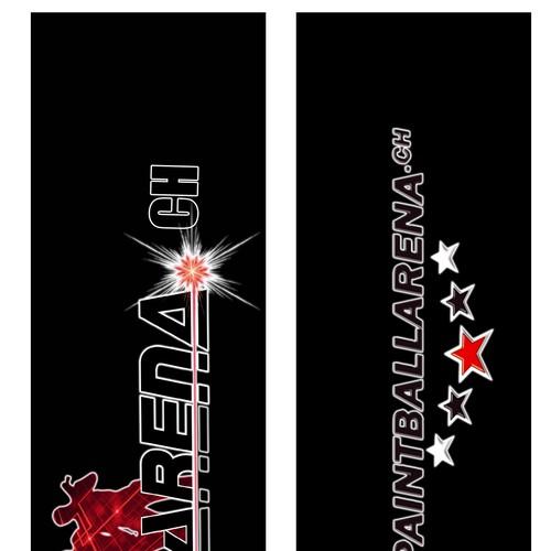 Runner-up design by Jazzmaster