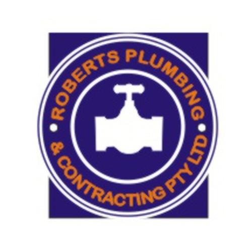 Logo for roberts plumbing contracting pty ltd logo for Decor 18 international pty ltd