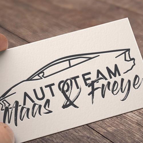 logo f r ein autohaus das anders ist wie andere logo design wettbewerb. Black Bedroom Furniture Sets. Home Design Ideas