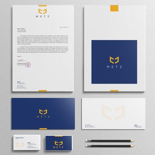 Runner-up design by artisanHR