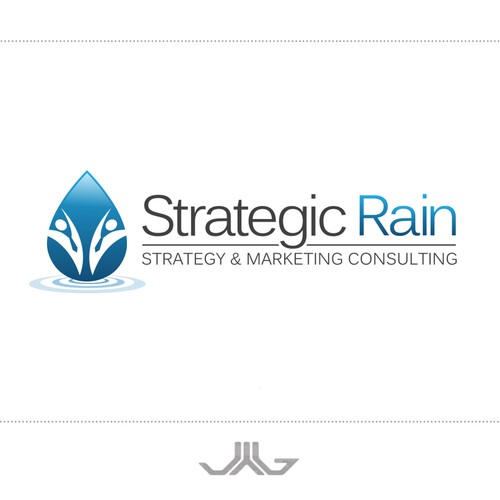 39 strategic rain 39 consulting needs a new logo logo for Strategic design consultancy