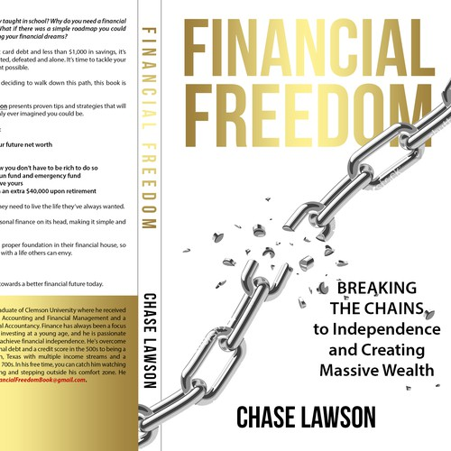 Create the next Bestselling Cover for a Personal Finance