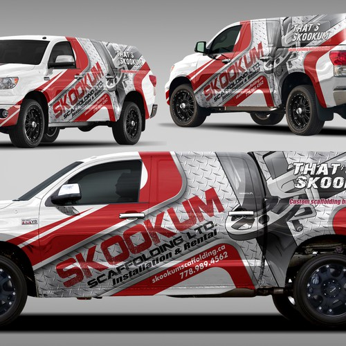 Runner-up design by Syns&Graphix