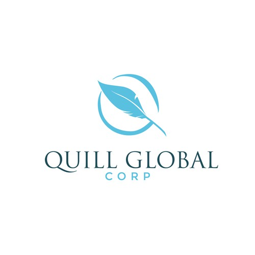 Global innovative medical company quill global corp logo for Global design company
