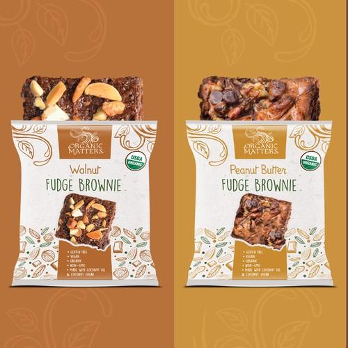 Nationwide food company needs a new package design Design by Stefânia Balzano