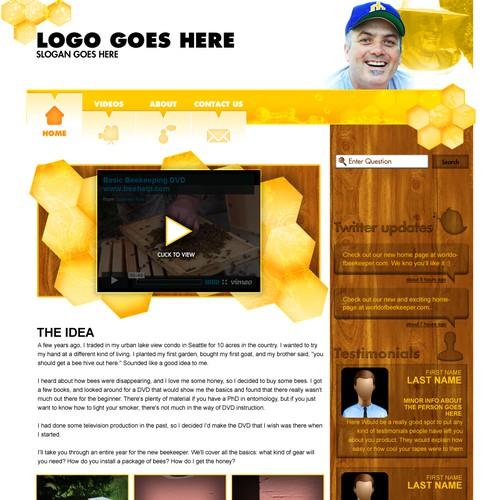 Ontwerp van finalist Unique GFX Branding