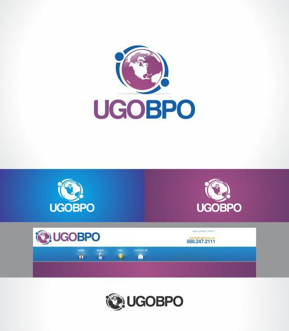 Diseño ganador de Gun LogoGun