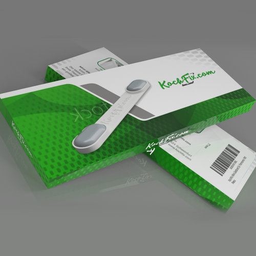 Runner-up design by Aalamvision