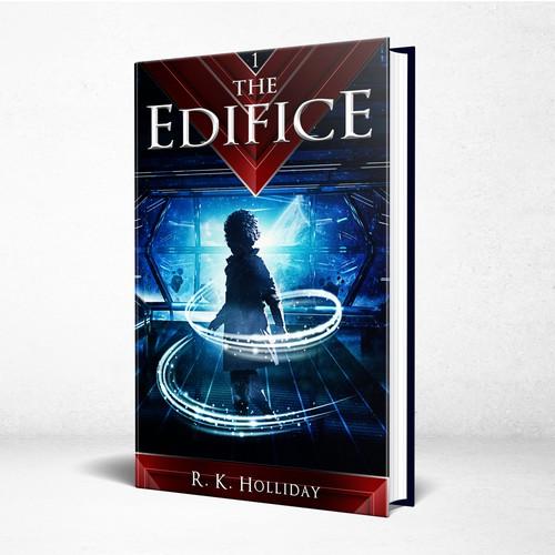 Diseño finalista de Dee Dee Book Covers