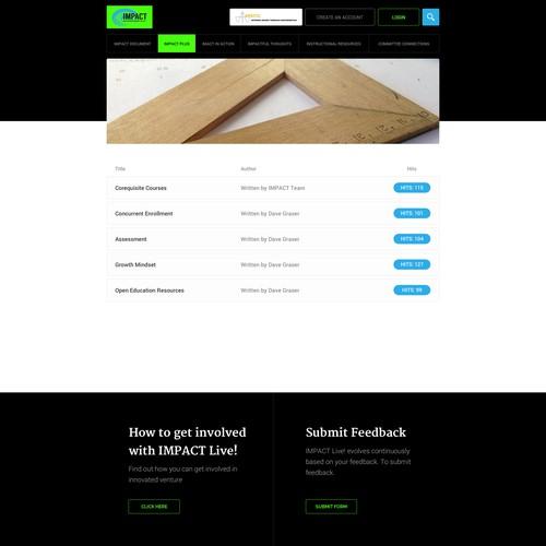 Design finalisti di UI/UX Designer