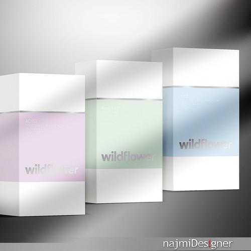 Runner-up design by Najmi