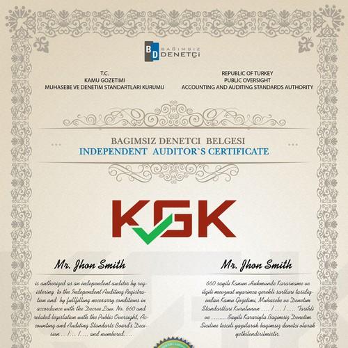 Runner-up design by kalarmoon