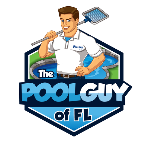 Pool Cleaning Company Needs Logo To Make A Splash Logo Social Media Pack Contest 99designs
