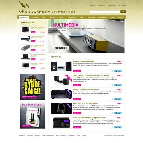 Design finalista por GDT Design