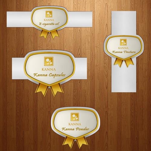 Runner-up design by Noureddine A-s