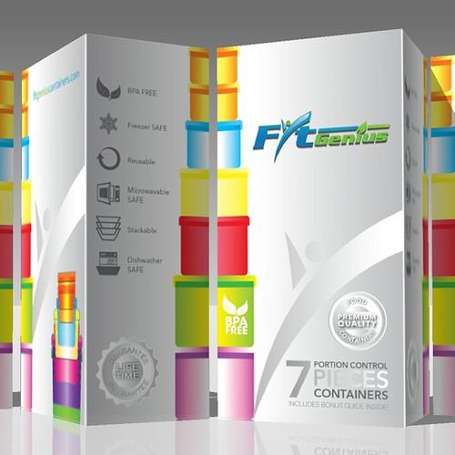 Ontwerp van finalist forEM